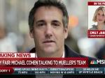 NEW: Michael Cohen May Be Cooperating With Mueller Too!