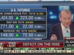 Fox Business Network Flummoxed The Federal Deficit Is Still Rising