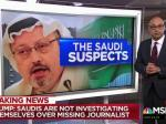Suspects In Disappearance Of Khashoggi Linked To Saudi Security