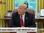 Source Tells Scarborough Trump Is Lying About Saudi Ties