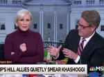 Scarborough Blasts The 'Sleaze Merchants' On The Right For Attacks On Jamal Khashoggi
