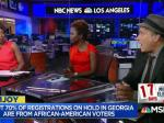 Greg Palast Talks About The Record-Setting Voter Suppression