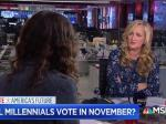 Alex Witt: Voting Shouldn't Always Be That Easy 'Because It Is Such A Privilege, Right?'