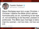 Scarborough: 'Just Shut Up, Franklin Graham! You Are A Disgrace'