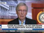 Mitch McConnell Insists Everything Democrats Do Is Socialism