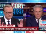 Lawrence O'Donnell Zeroes Out Donnie Deutsch's Man-Love Of Trump