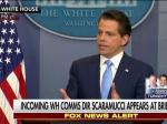 Anthony Scaramucci Calls Trump's Racist Tweets 'Reprehensible'