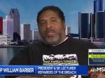 Rev. William Barber Tells Democrats: Don't Get Caught Up In Trump's 'Lies And Hate'