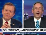 Pastor Robert Jeffress Tells Fox News: Liberal Churches 'Deserve To Die'