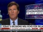 Tucker Carlson Can't Believe We're Letting Actual Health Experts Make Decisions
