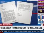 GSA Finally Certifies Transition To The Biden-Harris Administration