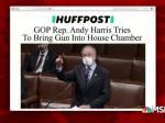 GOP Rep Tries To Bring A Gun To House Floor
