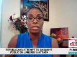 Rep. Plaskett: Where Was Liz Cheney Before Jan. 6?