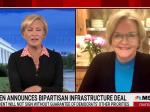 McCaskill: Big Win For Biden, Big Loss For McConnell On Infrastructure