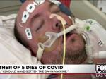 'I Should Have Gotten The Damn Vaccine': A Dying Man's Last Words