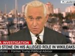 Crook Roger Stone Served Papers Re Jan 6 Lawsuit, Live On Radio