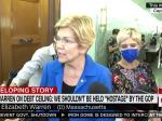 Elizabeth Warren Spanks CNN: 'Why Are We Hostages To Republicans?'