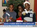 Teacher In Trouble After Telling Black Student He Can't Dress Up As 'White' Santa