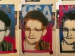 Fugitive US Leaker Snowden 'Fears For His Life'