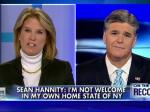 Hannity Backtracks On Threat To Leave New York