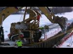 Enbridge Replaces 461-Foot Section Of Pipeline After Crane Topples