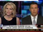 Rep. Duncan Hunter Attacks Obama As 'Juvenile Foreign Policy President'
