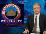 Jon Stewart Rips GOP For Bullshit Claim They Want To Work With Obama