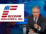 The Daily Show Mocks Terrorism Policies In Wake Of W. Virginia Chemical Spill