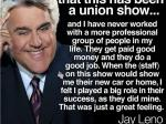 After 22 Years, 'Tonight Show' Host Jay Leno Signs Off