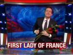 Stephen Colbert Declares Himself First Lady Of France Following Invite To State Dinner