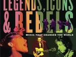 "You Must Buy This Book: ""Legends, Icons & Rebels: Music That Changed The World"""
