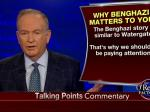 Bill O'Reilly Calls Benghazi The New Watergate
