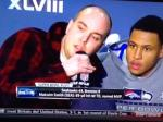9-11 Truther Interrupts Post-Game Press Conference