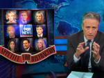 Jon Stewart Rips 'Spite-Driven Anger Machine' Fox For Endless Scandal Mongering