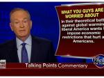 Bill O'Reilly Calls Global Warming 'Theoretical'