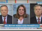 Lindsey Graham Complains That Obama's Budget 'Guts Our Defense'