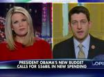 Paul Ryan Attacks Obama Budget As 'Raising White Flag' For Not Gutting Social Safety Nets