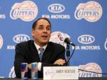 LA Clippers President Roeser Takes Leave Of Absence