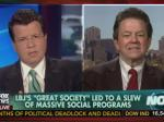 Fox's Cavuto And Laffer Celebrate 50 Year Anniversary Of LBJ's Great Society Speech By Attacking Minimum Wage