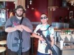 Meet The Dangerous Open Carry Ammosexuals And Gun-Fetishists That Invaded Chipotle