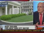 Giuliani Attacks Obama's Leadership: 'He's Not Cut Out To Be An Executive'