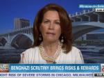 Bachmann, Wasserman-Schultz Tangle Over Benghazi Select Committee