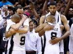 Spurs Beat Heat To Win Fifth NBA Title