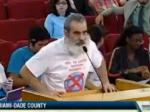 Florida Man To County Officials: 'My Constitution Gives Me The Right To Shoot Every One Of You'