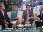 Fox Cheerleads U.S. Companies Moving Overseas - Because Obama