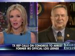 Crazy Wingnut Steve Stockman Wants To Send The Cops To Arrest Lois Lerner