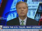 Sen. Lindsey Graham Accuses The U.N. Of Becoming 'Anti-Semitic'