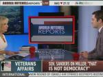 Andrea Mitchell Allows IAVA's Tarantino To Attack Sen. Bernie Sanders For The GOP Obstructing His VA Bill