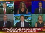 Fox Pundits Attack NLRB For Ruling Stopping Corporations Shielding Themselves From Lawsuits