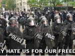 Stop Militarizing Local Police Departments